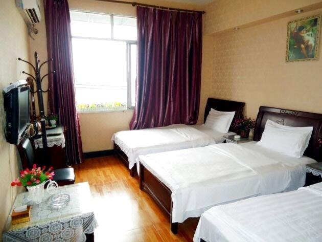 蒲江怡蓉商务宾馆