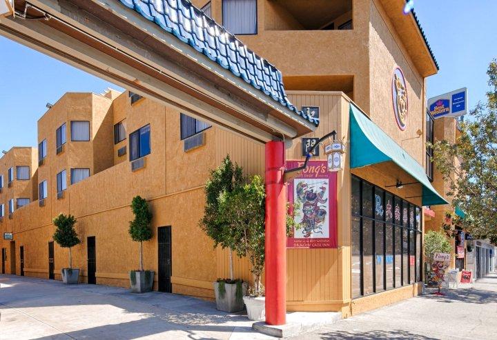 贝斯特韦斯特优质龙门酒店(Best Western Plus Dragon Gate Inn)