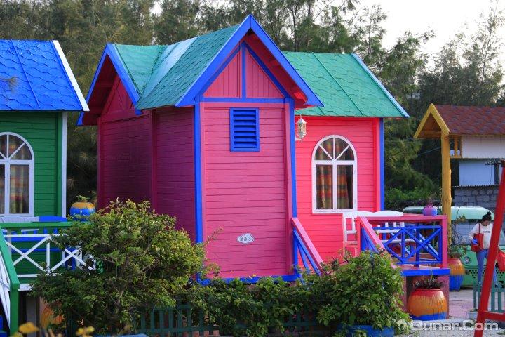 久栖·涠洲岛希拉的木屋海边小墅