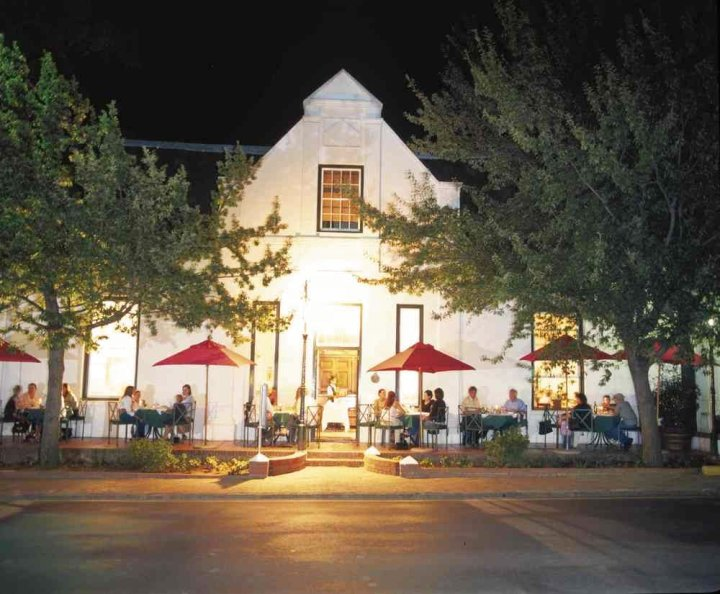 斯泰伦布什酒店(The Stellenbosch Hotel)
