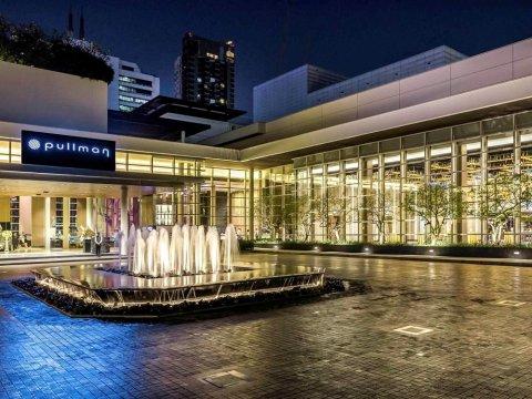 曼谷铂尔曼皇权酒店(Pullman Bangkok King Power)