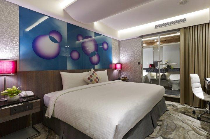 台北甄美精品商旅(Beauty Hotels Taipei Hotel Bfun)