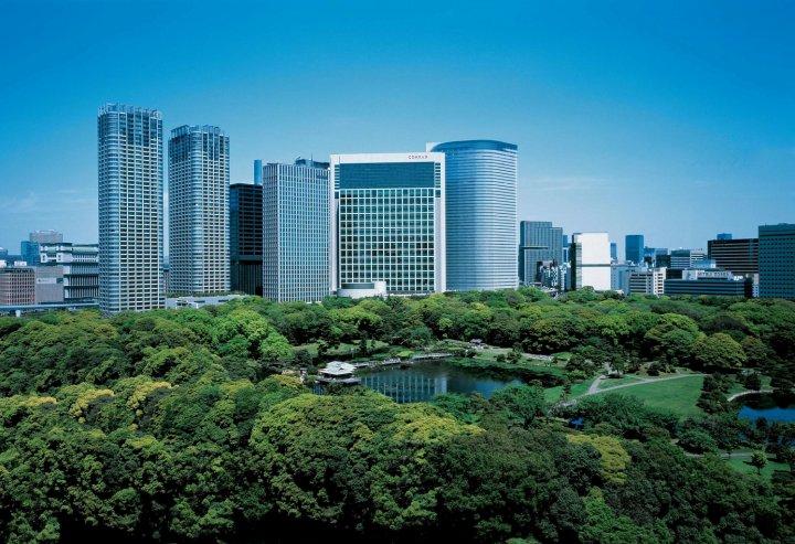东京康莱德酒店(Conrad Tokyo)