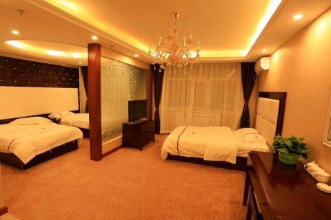 额尔古纳金雨轩酒店