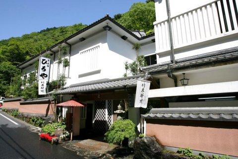 贵船博也酒店(Kibune Hiroya)