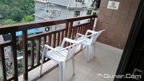 杭州浙西大峡谷快乐老家农家乐
