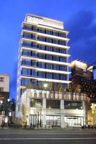 上野百夫长酒店(Centurion Hotel Ueno)