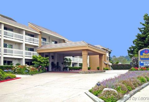 贝斯特韦斯特优质蒙特里酒店(Best Western Plus Monterey Inn)
