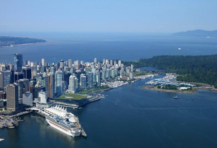 温哥华泛太平洋酒店(Pan Pacific Vancouver)