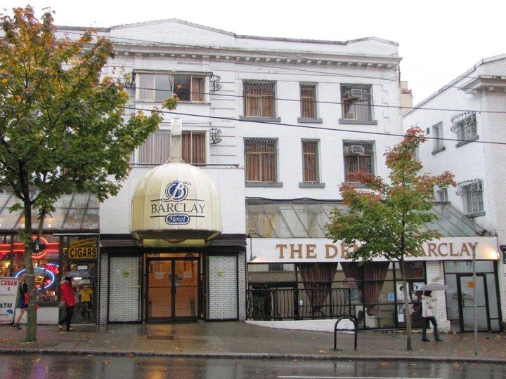 巴克利酒店(Barclay Hotel)