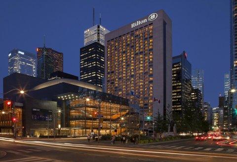 希尔顿多伦多酒店(Hilton Toronto)