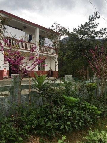 衡阳南岳半山腰永红酒店