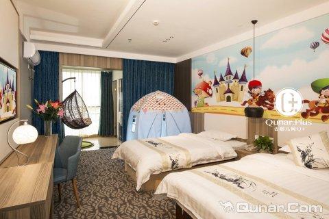 Q+上海欧亚美阳光酒店