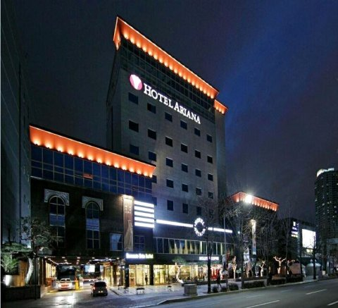 大邱爱莉安娜酒店(Ariana Hotel Daegu)