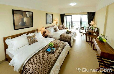 阳江海陵岛优品海岸度假公寓保利银滩店
