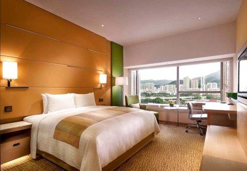 香港沙田万怡酒店(Courtyard by Marriott Hong Kong Sha Tin)