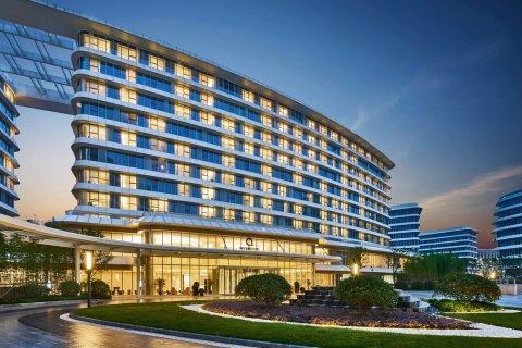 上海虹桥绿地铂骊酒店