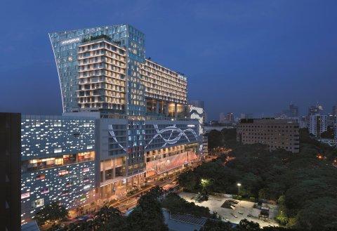新加坡乌节门今旅酒店 香格里拉集团(Hotel Jen Singapore Orchardgateway by Shangri-La)