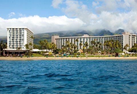 茂宜岛威斯汀卡纳帕利水疗度假村(The Westin Maui Resort and Spa Kaanapali)