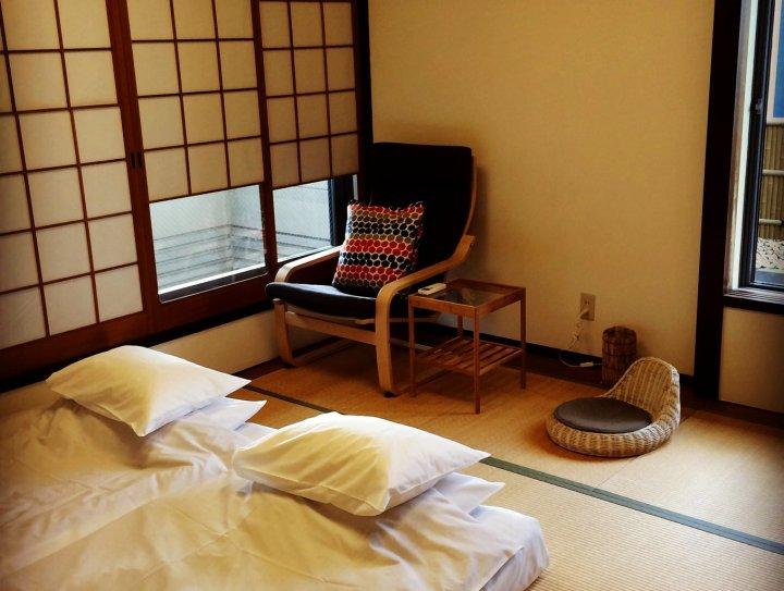 奈良宾馆3F(住宿加早餐旅馆)(Nara Guesthouse 3F (B&B))