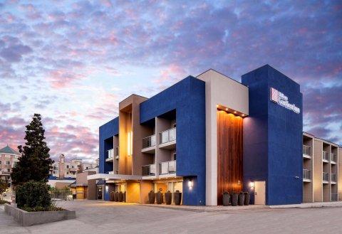洛杉矶帝王海滨湾希尔顿花园酒店(Hilton Garden Inn Los Angeles Marina Del Rey)