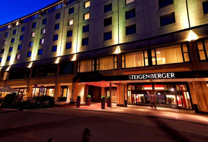 柏林施泰根博阁度假酒店(Steigenberger Hotel Berlin)