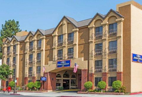帕萨迪纳豪生酒店(Howard Johnson by Wyndham Pasadena)