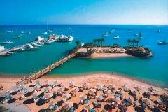 赫尔格达万豪红海海滩度假酒店(Hurghada Marriott Red Sea Beach Resort)