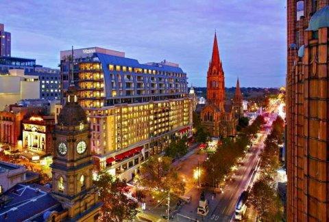 墨尔本威斯汀酒店(The Westin Melbourne)