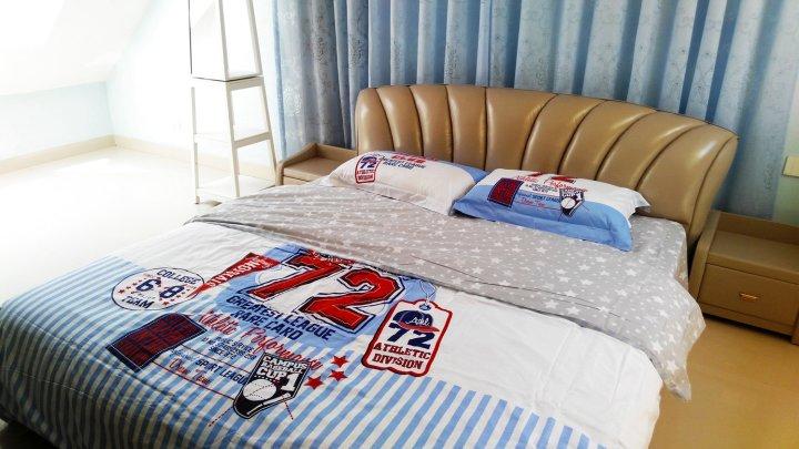 衡山美式小清新温馨公寓