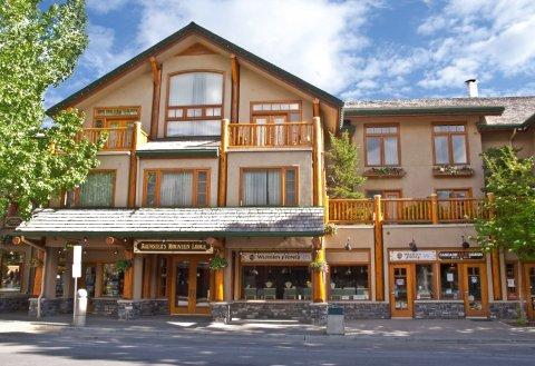 布莱斯特山旅馆(Brewster's Mountain Lodge)