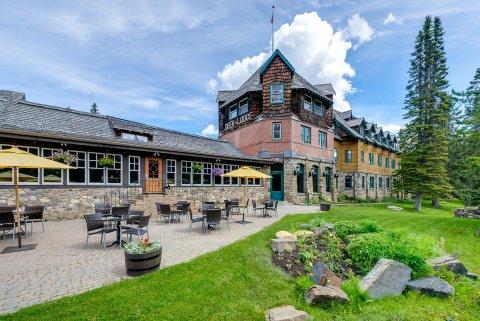 迪尔洛奇酒店(Deer Lodge)