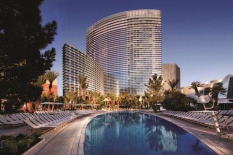 艾莉亚度假酒店(ARIA Resort & Casino)