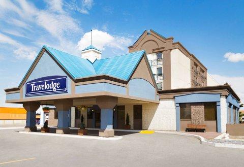 卡尔加里马斯里奥旅客之家酒店(Travelodge Calgary Macleod Trail)
