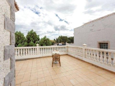 奥利瓦4间开阔卧室独栋房屋(Rental Villa La Taronja - 0401 - Gandía, 4 Bedrooms, 9 Persons)