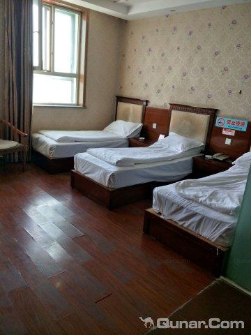 阿拉尔天山宾馆