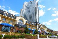 绥中滨海圣托里尼主题酒店