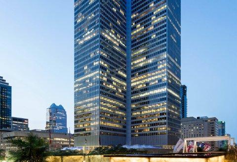 蒙特利尔费尔蒙伊丽莎白女王酒店(Fairmont the Queen Elizabeth Montreal)