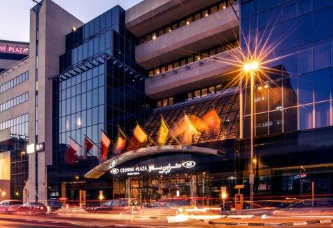 迪拜迪尔拉皇冠假日酒店(Crowne Plaza Dubai Deira)