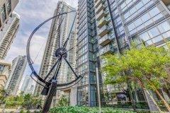 加拿大电视塔附近米卡萨时尚公寓(MiCasa Stylish Condo Close to CN Tower)