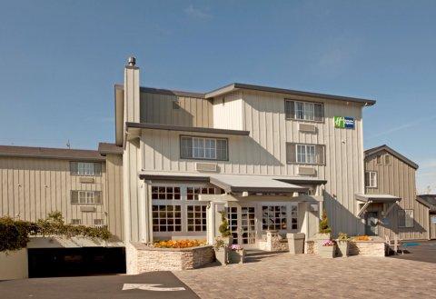 蒙特里堪内里洛智选假日酒店(Holiday Inn Express Monterey - Cannery Row)