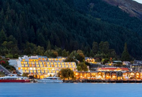 皇后镇皇冠假日酒店(Crowne Plaza Queenstown)