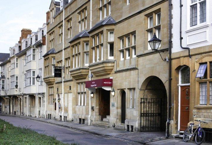牛津伊斯特盖特美居酒店(Mercure Oxford Eastgate Hotel)