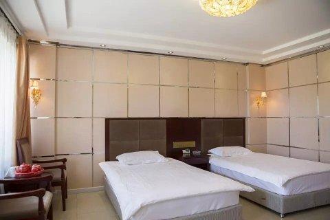 阿勒泰忆景林海度假酒店