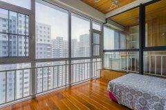 石家庄爱的港湾之温馨家园复式公寓碧溪尊苑店