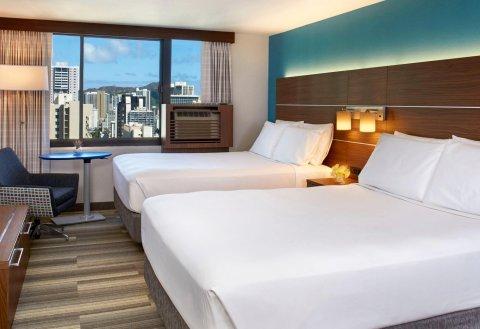 威基基智选假日酒店(Holiday Inn Express Waikiki)