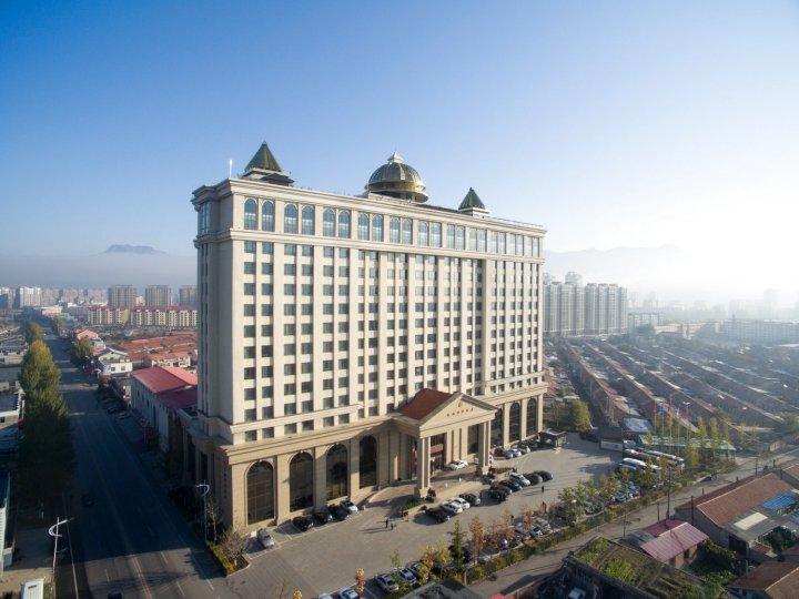 本溪县天赐万豪酒店