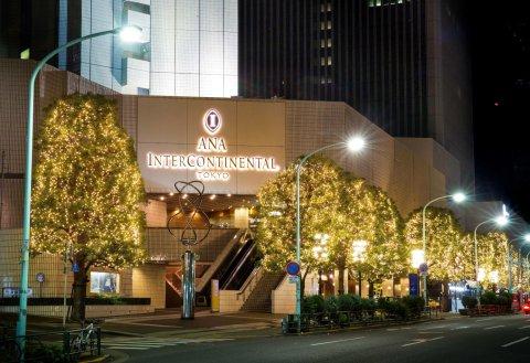 东京全日空洲际酒店(InterContinental Ana Tokyo)