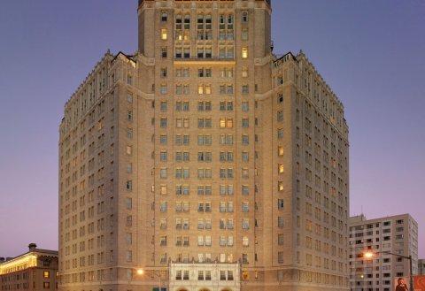 旧金山马克霍普金斯洲际酒店(InterContinental Mark Hopkins San Francisco)