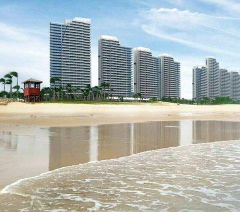 阳江海陵岛蓝玥海上精品度假公寓十里银滩店